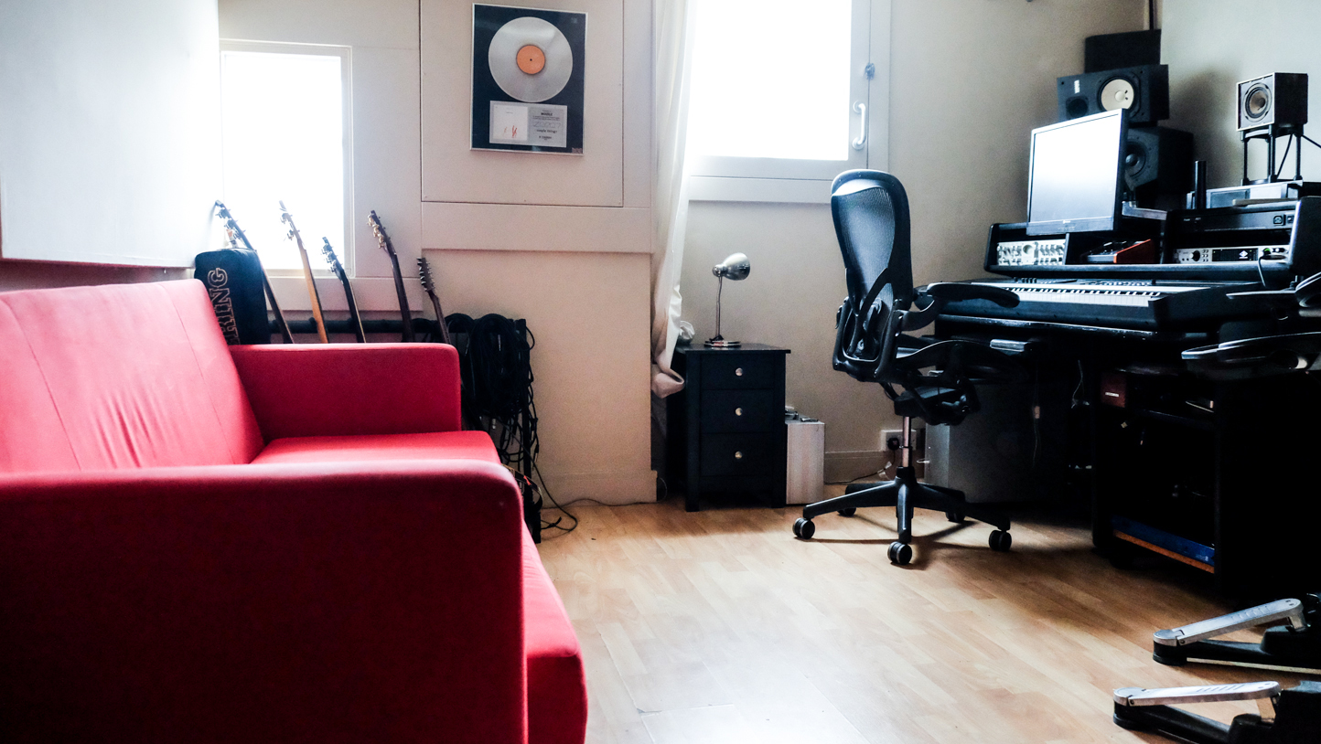 Recording studio chair - Securing Good Studio Space In London Is Never Easy Whitelight Had A Lengthy Stay In Lively Dalston But Has Found A Superb Long Term Home In Hornsey